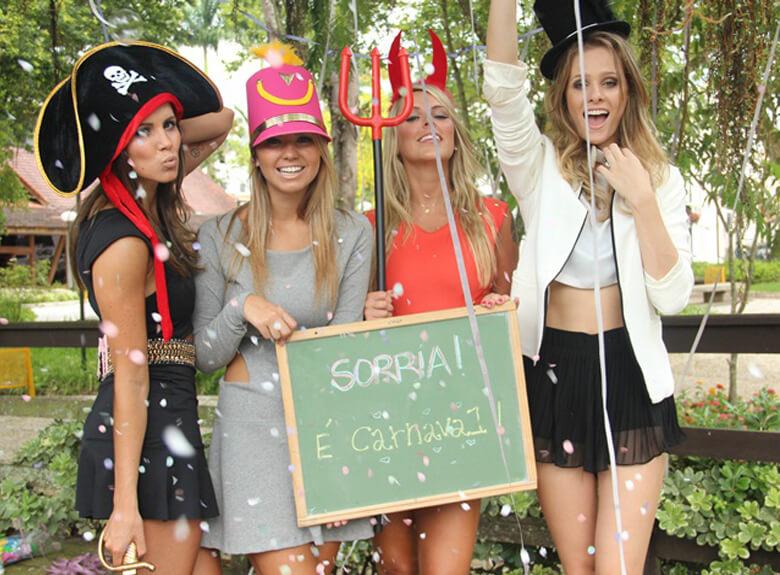 Carnaval 2019 – Ideias e inspirações de roupas para o carnaval
