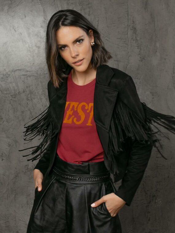 jaqueta preta max glamm