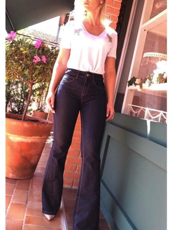 calça jeans basica