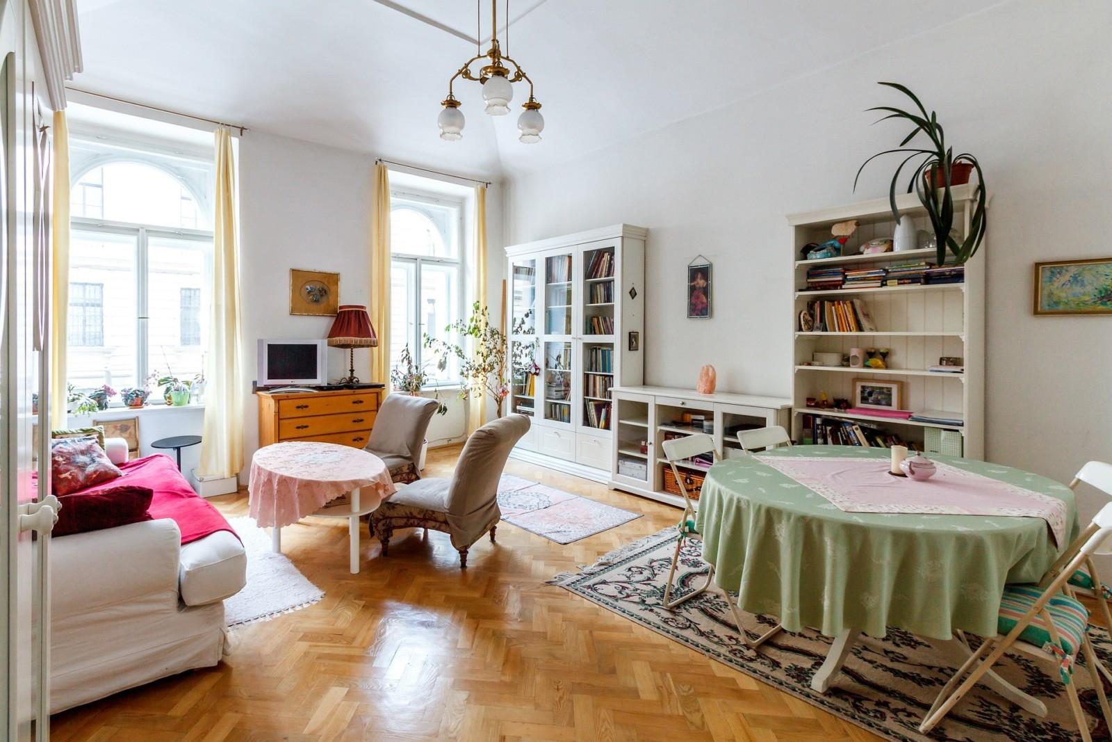 Decoração de salas criativas e baratas