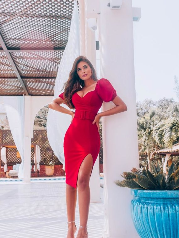 vestido midi vermelho splash (2)