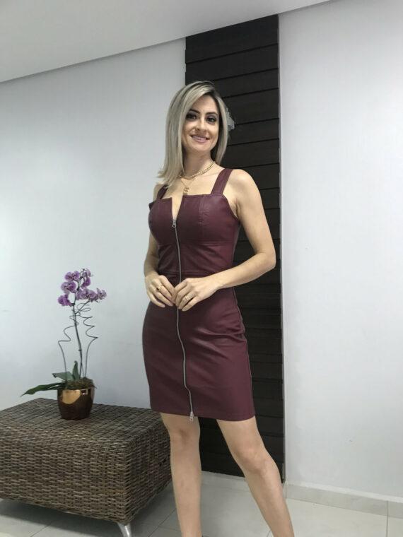 vestido em couro max glamm (1)