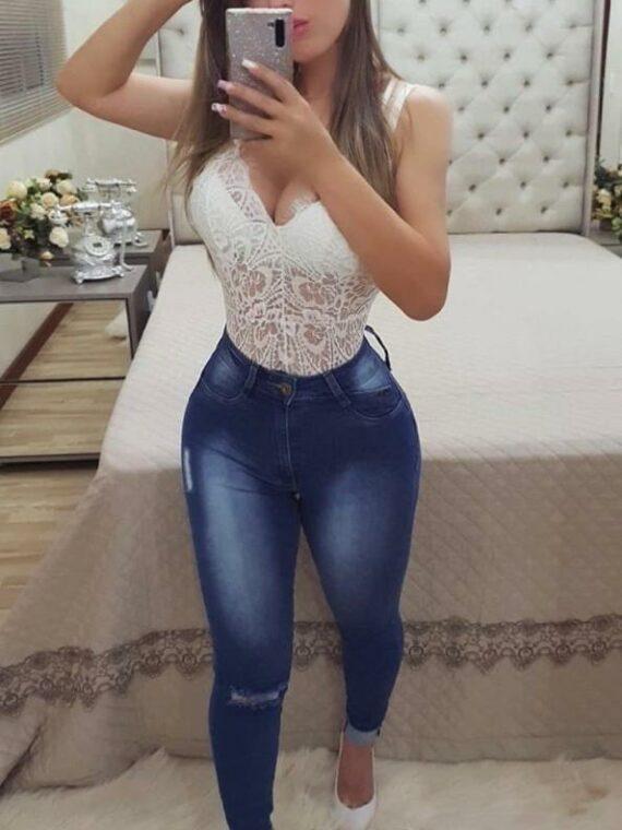 calça linda