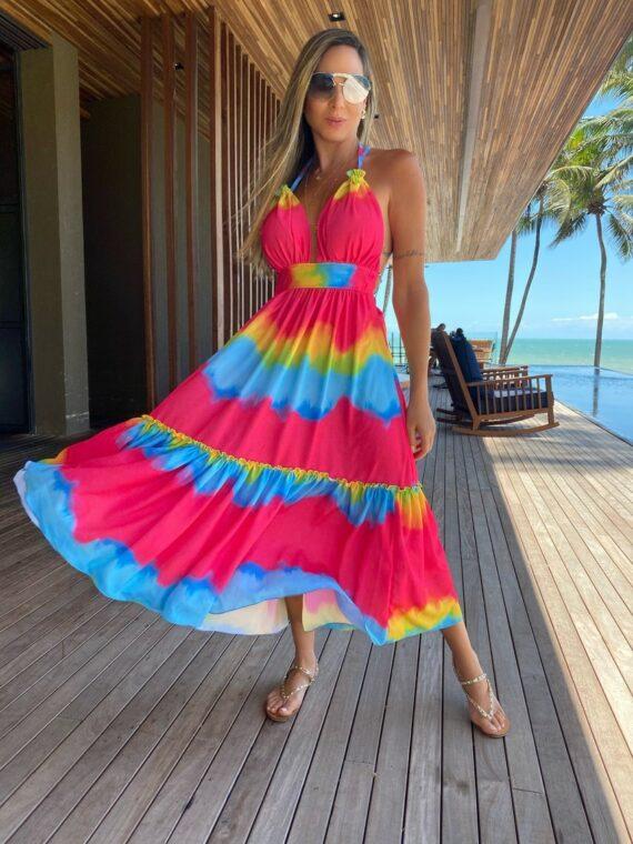 vestido serena