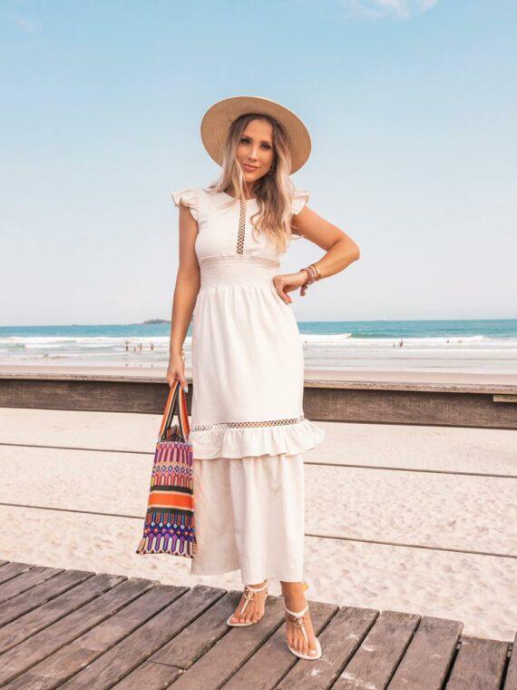 vestido praiano