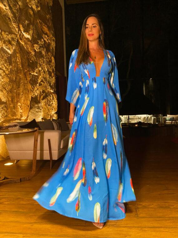 vestido royal