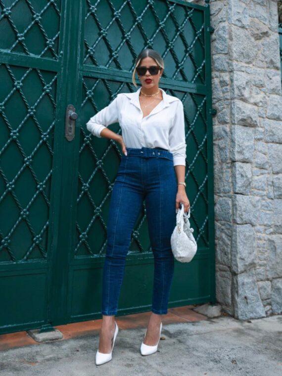 calça skinny bebela jeans