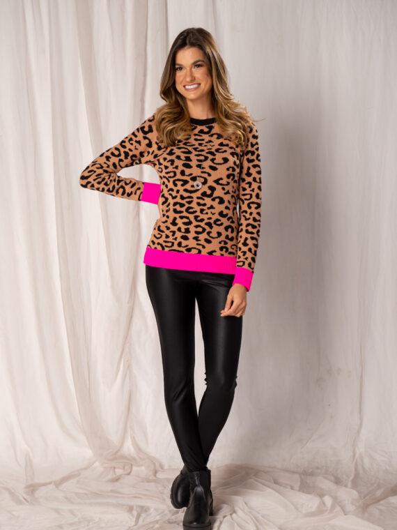 blusa de tricot onça (2)